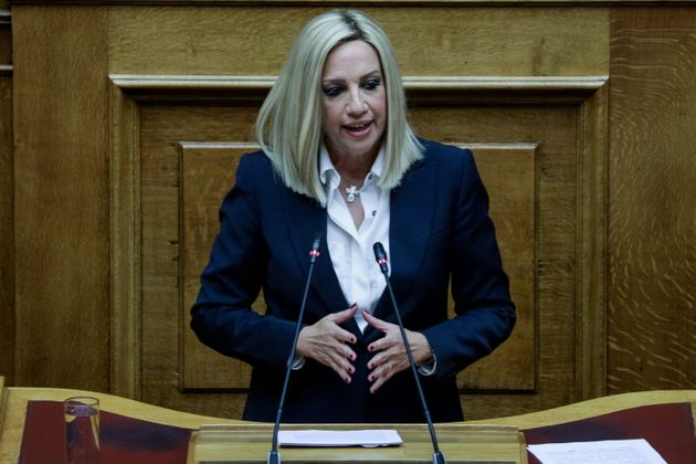 Φώφη Γεννηματά: Είναι ώρα να μπει φραγμός στην τουρκική