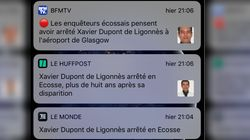 Pourquoi nous avons (tous) annoncé à tort l'arrestation de Xavier Dupont de