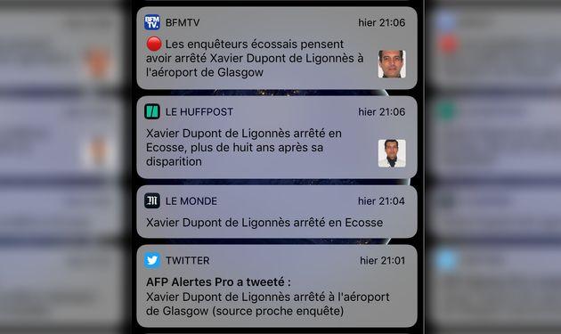 De très nombreux médias, dont Le HuffPost, ont annoncé à tort l'arrestation...