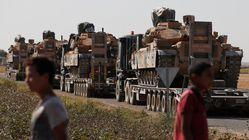 Turkey Continues Heavy Bombardment Against Syria's Kurds, Captures Key Border
