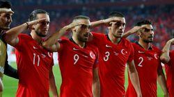 Saluto militare della nazionale turca, Uefa: