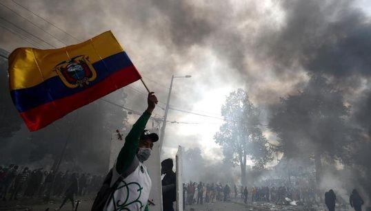 Los indígenas de Ecuador aceptan el diálogo con el presidente Lenín