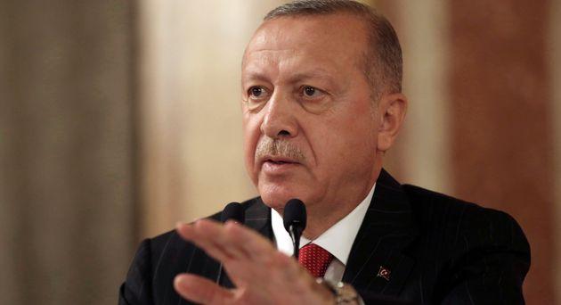 Le président Turc Erdogan est accusé de
