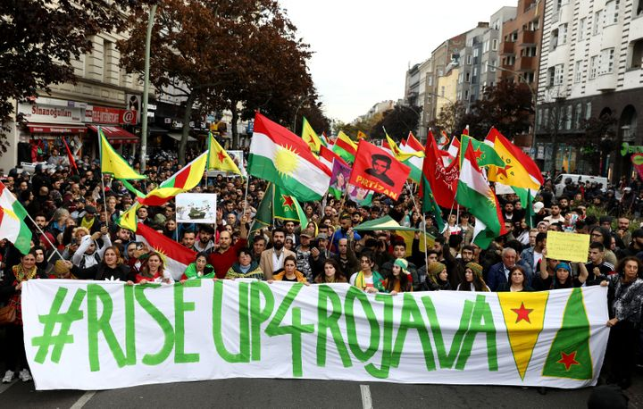 Westlake Legal Group 5da24d24210000e7063449ca Trump's Betrayal Of The Kurds Will Echo For Generations