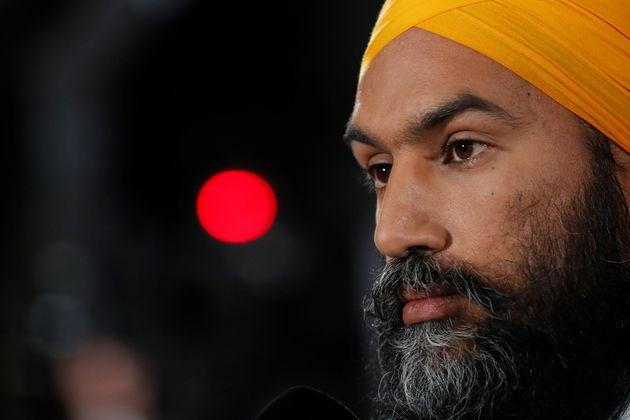 Singh invite les électeurs à ne pas craindre un gouvernement