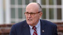 Trump Pembantu Terdekat Ingin Dia Untuk Memutuskan Hubungan Dengan Giuliani