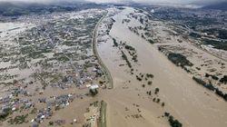 Le typhon Hagibis fait au moins 14 morts au Japon, un 3e match du Mondial de rugby