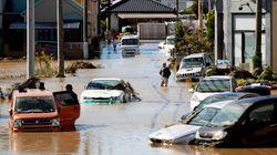 Ιαπωνία: Δεκάδες νεκροί από τον τυφώνα