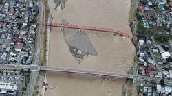 長野・千曲川氾濫で下水処理停止 生活排水を減らすよう県が呼びかけ