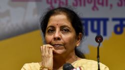 Nirmala Sitharaman Appears Seriously Confused By This Devdutt Pattanaik