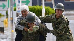Typhoon Hagibis Pummels Japan, Killing At Least