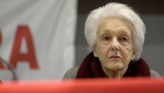 """""""LA SINISTRA ALLEATA CON M5S SI CANDIDA ALL'INCONSISTENZA""""- Intervista Huffpost a Rossana Rossanda (di N."""
