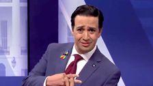 Lin-Manuel Miranda, Woody Harrelson Di 'SNL' Dingin Terbuka Mengejek Demokratis Balai Kota