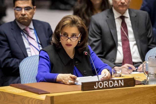 Sima Sami Bahous, ambassadrice de la Jordanie aux Nations