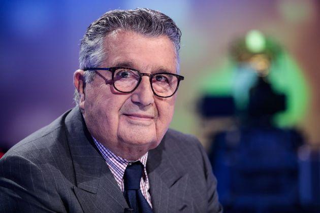 09/09/2019 Roma, La7, trasmissione televisiva Otto e Mezzo, nella foto Carlo De