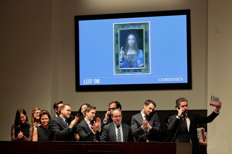 Μυστήριο με τον πίνακα του Ντα Βίντσι «Salvator Mundi» - Άφαντος λίγο πριν την επετειακή έκθεση στο