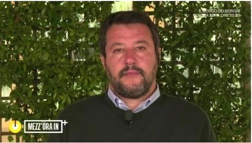 "Matteo Salvini: ""Turchia mai nella Ue"""