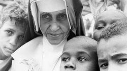 Primeira santa brasileira: Canonização de Irmã Dulce reconhece trabalho
