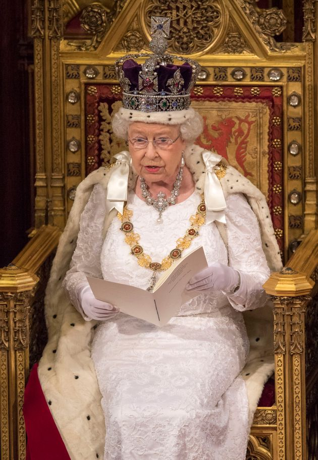The Queen will set out the government's legislative agenda at the state opening of