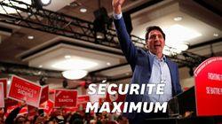 Canada: Pourquoi Justin Trudeau avait un gilet pare-balles à son dernier