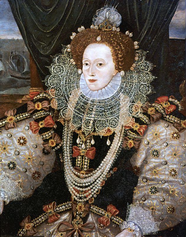 Πορτρέτο της Βασίλισσας...