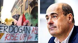 """""""FERMARE ORA VENDITA DI ARMI ALLA TURCHIA"""" - Zingaretti: giusto coinvolgere gli alleati, ma servono segnali più netti"""