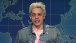 Pete Davidson Returns To 'SNL' And You'll Never Guess Where He's Been