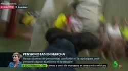 Susto en 'Liarla Pardo' por el percance sufrido por un cámara en pleno