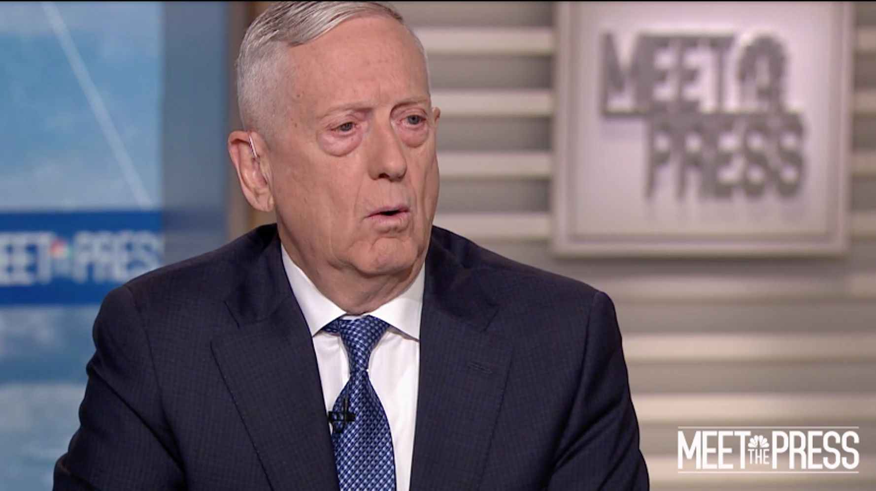 Westlake Legal Group 5da35ca3210000150c344aa3 James Mattis On Trump's Syria Withdrawal: 'Re-Instilling Trust Is Going To Be Very Difficult'