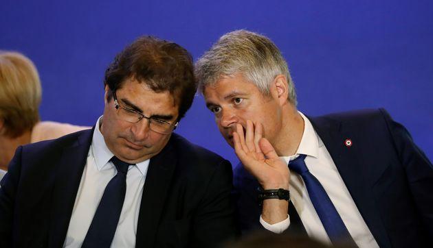 Christian Jacob succède à Laurent Wauquiez comme président des