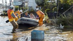 Death Toll Rises As Japan Continues Typhoon Rescue