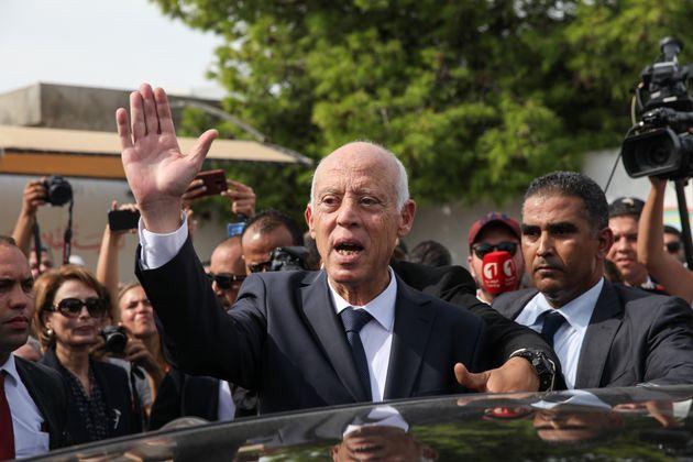 Le juriste Kais Saied largement élu président en Tunisie