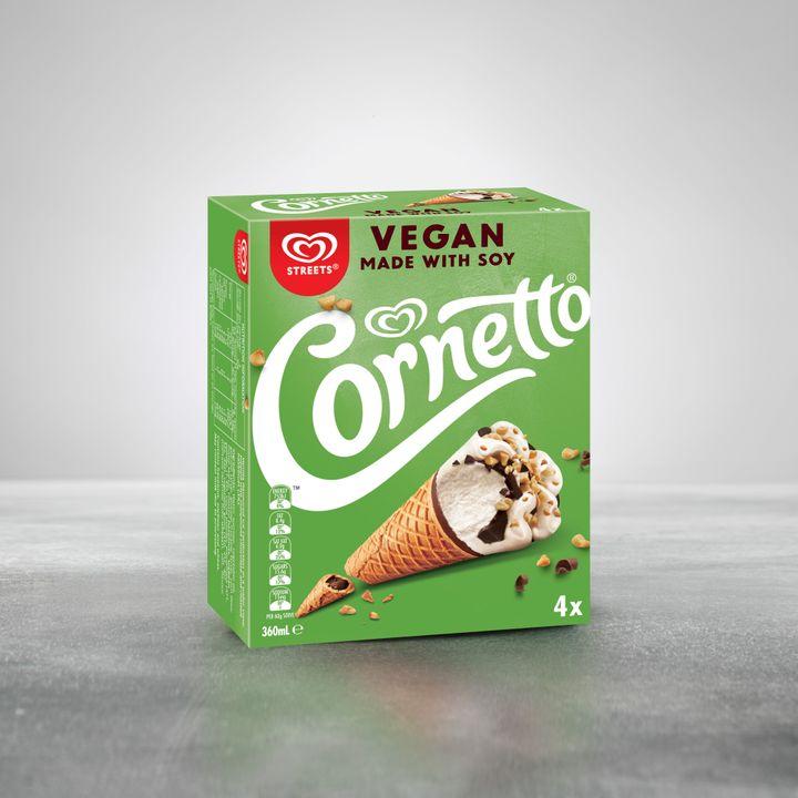 Pizza Hut Australia now has a vegan dessert item on the menu.
