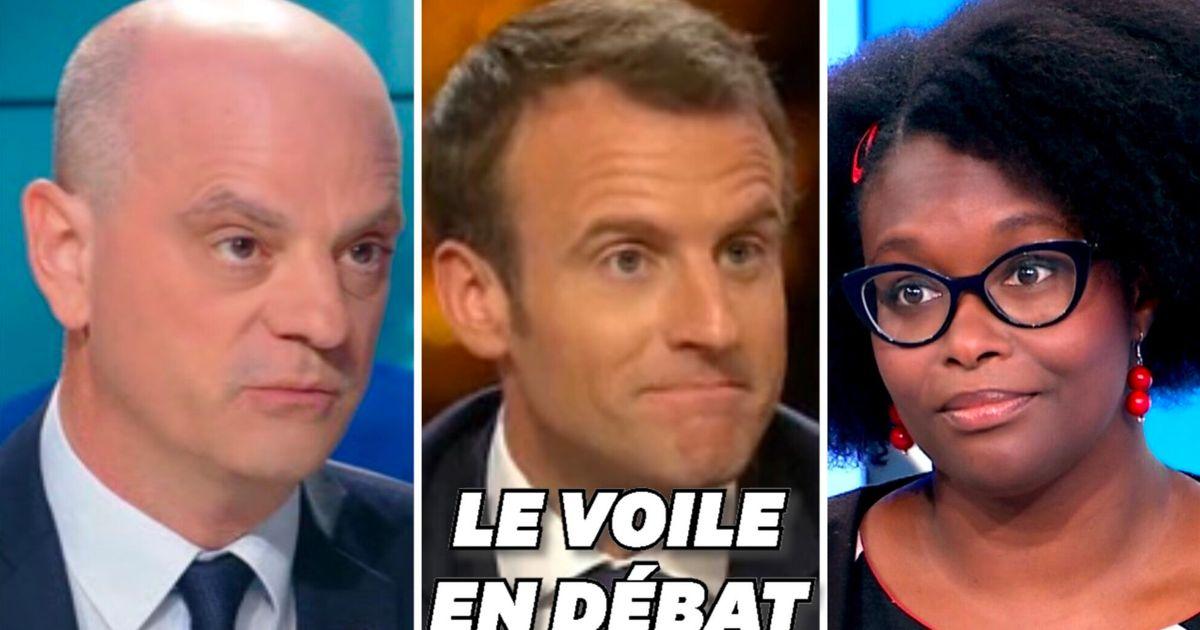 Sibeth Ndiaye et Jean-Michel Blanquer s'opposent sur les mères voilées en sorties scolaires