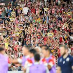 「最高の瞬間、言葉にならない」日本の決勝トーナメント進出で大歓声【ラグビーワールドカップ】