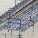 【台風19号】北陸新幹線、全車両のうち3分の1に浸水。千曲川の氾濫で
