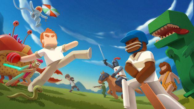 Cricket Through The