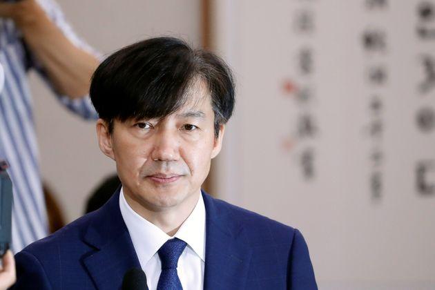 韓国のチョ・グク法相