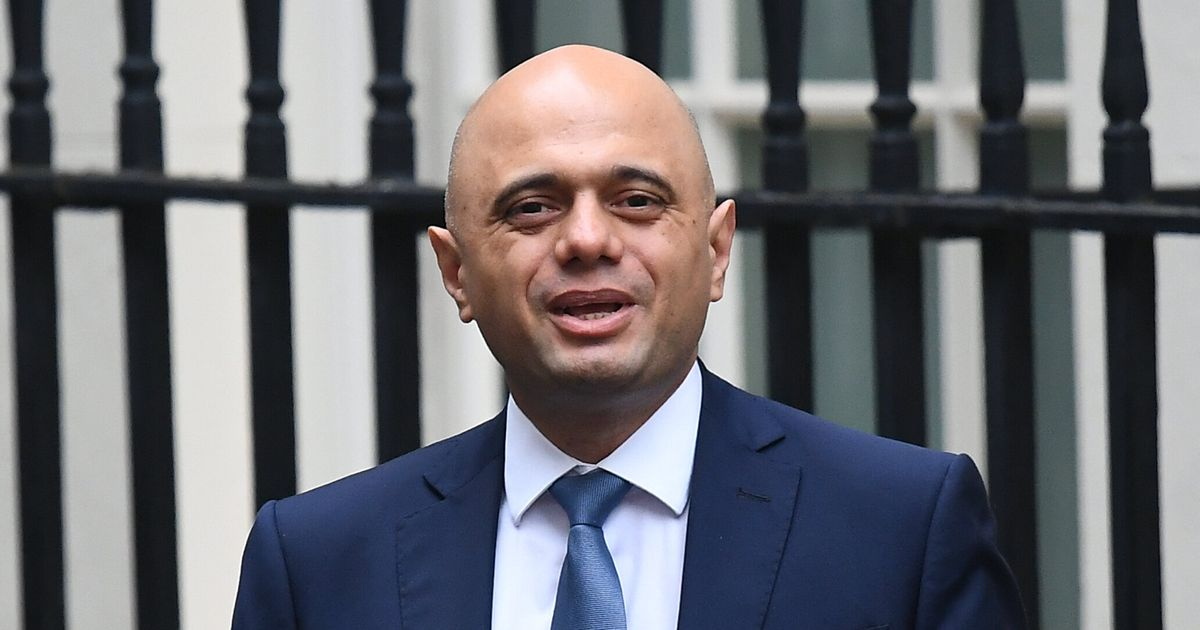 Sajid Javid Vows To Deliver First Post-Brexit Budget On November 6