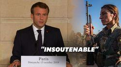 Macron craint