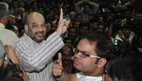 Amit Shah's Son Jay Set To Be New BCCI Secretary And Twitter Has A Lot Of