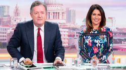 A Petition To Remove Piers Morgan From GMB Is Currently Being Trounced By One To Keep Him On