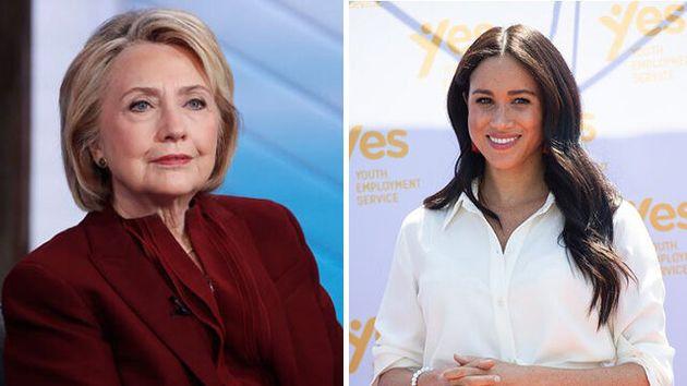 "Clinton difende Meghan Markle: ""Se l"