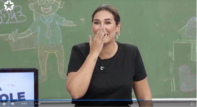 Vicky Martín Berrocal, en 'Vuelta al