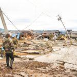 台風19号の影響で地盤が緩み、少量の雨でも土砂災害になる可能性。気象庁、被災地などに警戒の呼びかけ