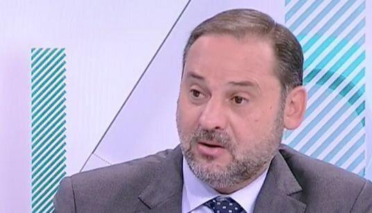 El ministro de Fomento en funciones, José Luis