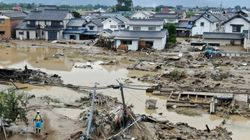 Typhoon Hagibis Leaves Thousands Of Homes Flooded, Damaged Or Without