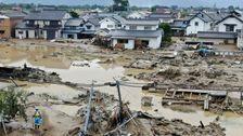 台風Hagibis葉数千の家屋浸水、破損や動力無し