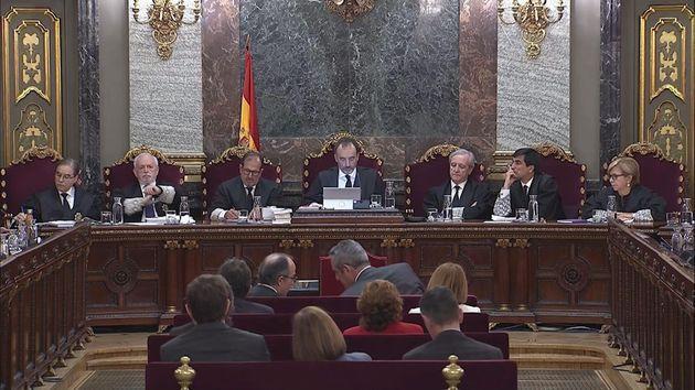 Juicio 'procés' en el Tribunal