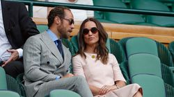 Pourquoi Kate et Pippa Middleton ont accompagné leur frère James en